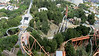 Six Flags Magic Mountain - 4/14/2013 : A look mainly at the completion of the Full Throttle Roller Coaster, the top Hat was placed on Thursday.